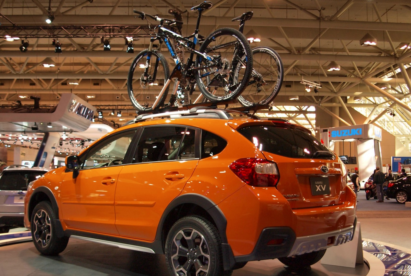 Best Bike Rack For A Subaru Crosstrek