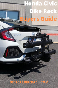Honda Civic Bike Rack Buyers Guide - Best Bike Carriers
