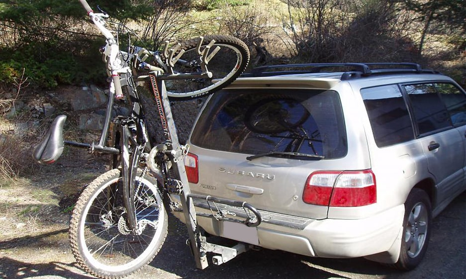 Best Bike Rack For A Subaru Forester