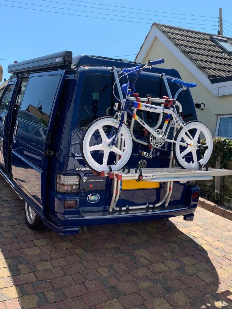 Best VW Campervan Bike Rack