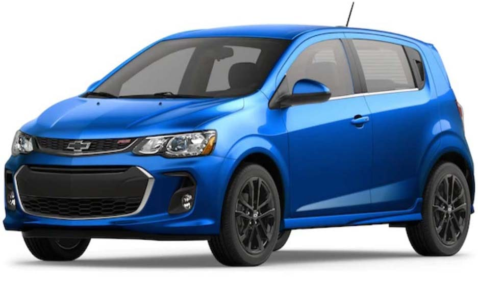 Chevrolet Sonic Bike Rack Buyers Guide 2020
