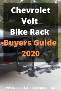 Chevrolet Volt Bike Rack Buyers guide 2020