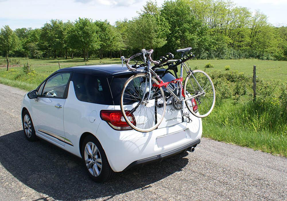 Citroen C3 Bike Rack Guide 2020