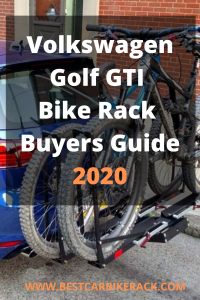 Volkswagen Golf GTI Bike Rack Buyers Guide