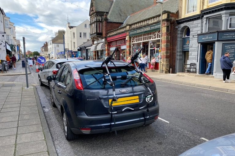 Ford Focus Bike Carrier