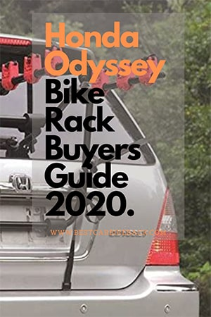 Honda Odyssey Bike Rack Buyers Guide 2020
