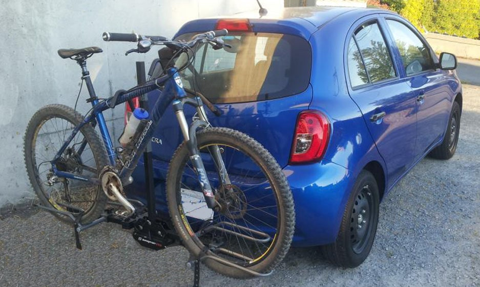 Nissan Micra Bike Rack Guide