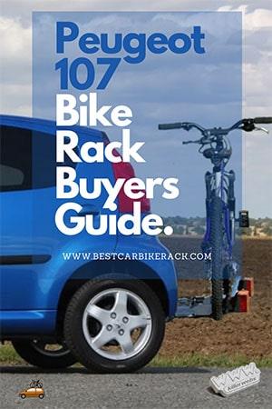 Peugeot 107 Bike Rack Buyers Guide