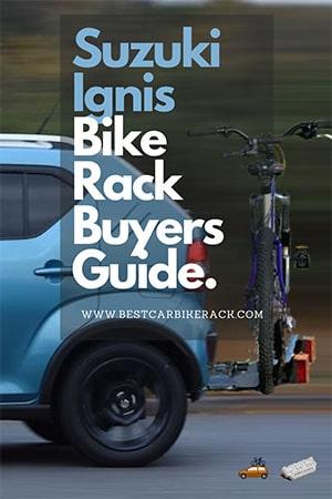 Suzuki Ignis Bike Rack Buyers Guide