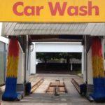 Can I go through a carwash with a bike rack